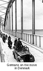 Germans on Bridge